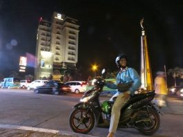 Ojek Indonesia Motorcycle Taxi