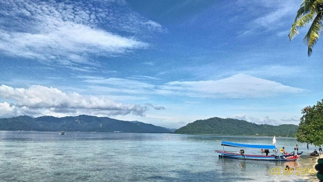 Lampung Beach