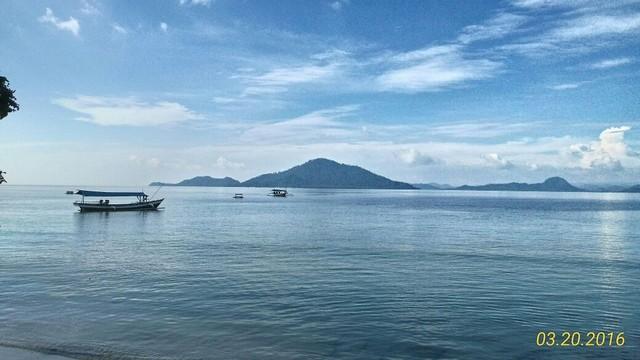 Klara Beach Lampung