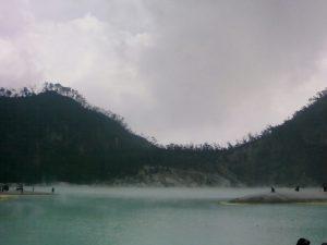 Patuha White Crater