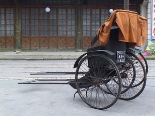 Old Shanghai Rickshaw