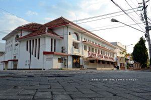 The Praoe Lajar Cigarette Factory