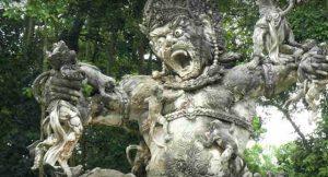 Sangeh , Bali