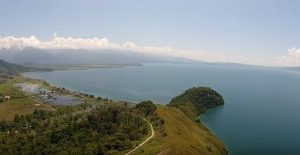 The Largest Lake In Indonesia - Poso Lake