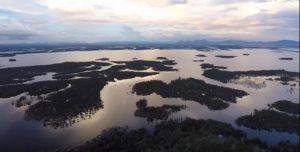 The Largest Lake In Indonesia - Sentarum lake