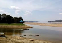 The Indonesia Longest River - Kapuas River