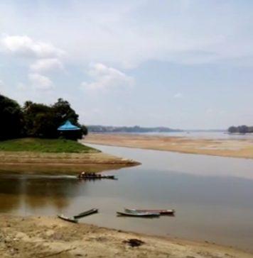 The Indonesia Longest River - Kapuas River