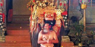 Keris Damce in Bali