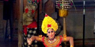 The Balinese Dancer