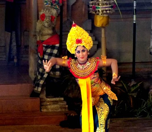 The Balinese Dancer