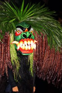 Will This Scarecrow From Ciamis, Indonesia Scare Birds