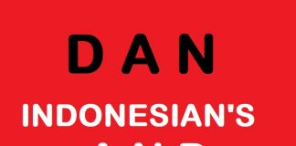 DAN THE INDONESIAN'S AND
