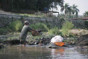 River Gravel and Sand Miner